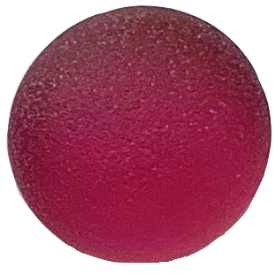 frosty raspberry color sample